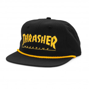 Go to the product Cap Thrasher Rope black/yellow 2020