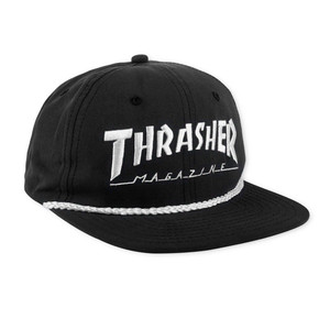 Go to the product Cap Thrasher Rope black 2017