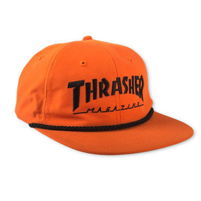Go to the product Cap Thrasher Rope orange 2017