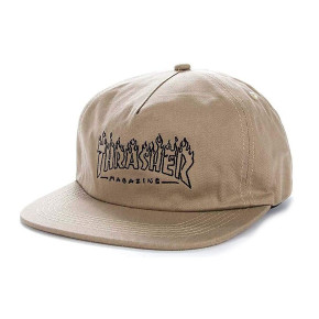 Go to the product Cap Thrasher Witch tan 2020