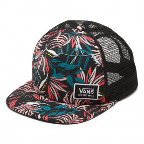 Go to the product Cap Vans Beach Bound Trucker black california floral 2018