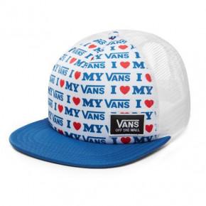 Go to the product Vans Beach Bound Trucker true blue/vans love 2019