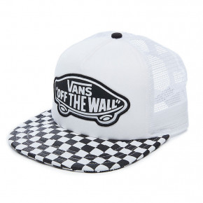 Go to the product Cap Vans Beach Girl Trucker black/white/checkerboard 2018