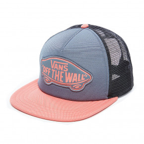 Go to the product Cap Vans Beach Girl Trucker dark slate/spiced coral 2018