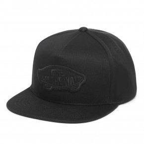 Go to the product Cap Vans Classic Patch Snapback black/black 2020