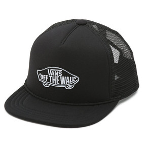 Go to the product Cap Vans Classic Patch Trucker Boys black/black 2019