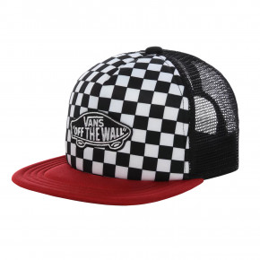 Go to the product Cap Vans Classic Patch Trucker Boys chili pepper/checkerboard 2020