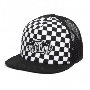 Go to the product Vans Classic Patch Trucker Plus Boys black/white checkerboard 2020