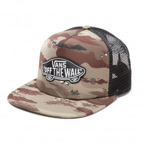 Go to the product Cap Vans Classic Patch Trucker storm camo 2018