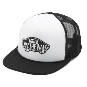 Go to the product Cap Vans Classic Patch Trucker white/black 2018