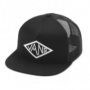 Go to the product Cap Vans Dak Diamond Trucker black 2020