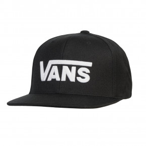 Go to the product Cap Vans Drop V II Snapback black/white 2020