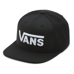 Go to the product Cap Vans Drop V II Snapback black/white 2019