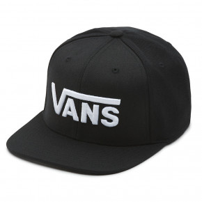 Go to the product Cap Vans Drop V II Snapback Boys black/white 2018
