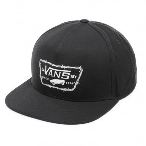 Go to the product Cap Vans Full Patch Barbed black 2018
