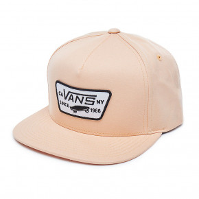 Go to the product Cap Vans Full Patch Snapback apricot ice 2018