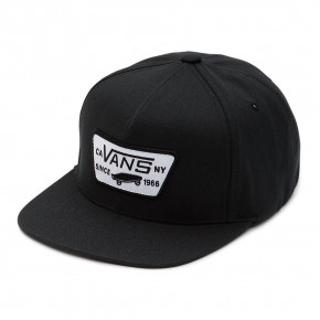 Go to the product Cap Vans Full Patch Snapback Boys true black 2019
