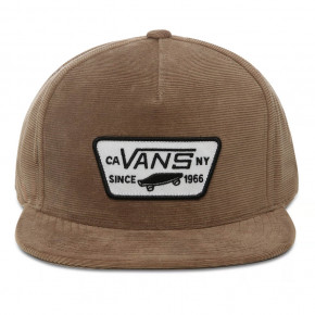 Go to the product Cap Vans Full Patch Snapback dirt 2020