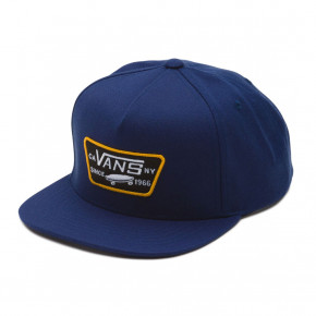 Go to the product Cap Vans Full Patch Snapback dress blues 2018
