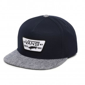 Go to the product Cap Vans Full Patch Snapback dress blues/navy 2020