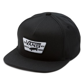 Go to the product Cap Vans Full Patch Snapback true black 2019