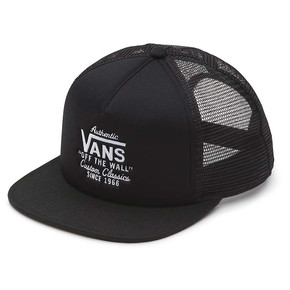 Go to the product Cap Vans Galer Trucker black 2018