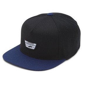 Přejít na produkt Kšiltovka Vans Mini Full Patch black/dress blues 2017
