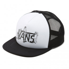 Go to the product Cap Vans Shaper Gang Trucker white/black 2018