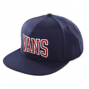 Přejít na produkt Kšiltovka Vans SVD University 110 Snapback dress blues/biking red 2019