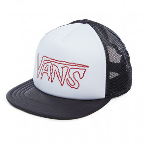 Go to the product Cap Vans Vans Logo Trucker Boys white/black 2018