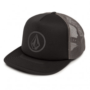Go to the product Cap Volcom Full Frontal Cheese asphalt black 2019