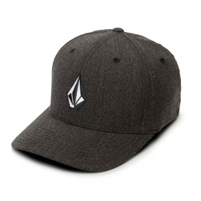 Go to the product Cap Volcom Full Stone Hthr Xfit charcoal heather 2019