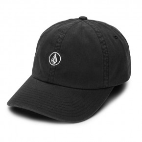 Go to the product Cap Volcom Good Mood Dad black 2018