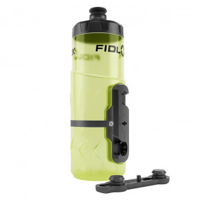 Go to the product Component Fidlock Bottle Twist 600 Set transparent yellow 2019