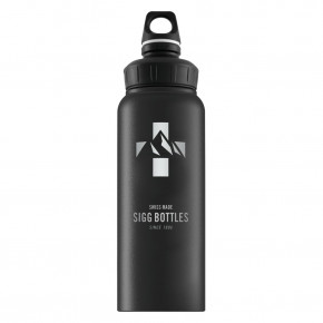 Przejść do produktu Butelka Sigg WMB Mountain black touch 1l