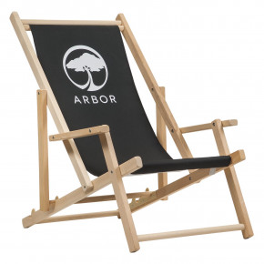 Go to the product Deck chair Arbor Deckchair