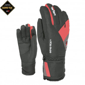 Go to the product Gloves Level Force Jr Gore-Tex red 2020/2021