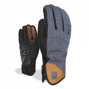 Go to the product Gloves Level Suburban blue/grey 2019/2020