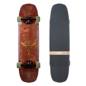 Go to the product Longboard Arbor Axel Serrat Pro 34 Crosscut 2020