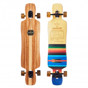 Go to the product Longboard Arbor Catalyst FLS 2018