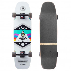 "Go to the product Longboard Arbor Shakedown Crosscut 34"" 2019"