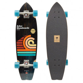 Go to the product Longboard Arbor Sizzler Draplin AC 2020