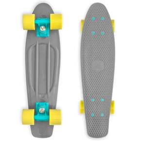 Go to the product Longboard Baby Miller Old Is Cool stone grey 2018
