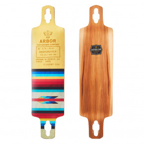 Go to the product Longboard deck Arbor Dropcruiser Fs 2019