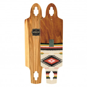 Go to the product Longboard deck Arbor Zeppelin Fs 2019