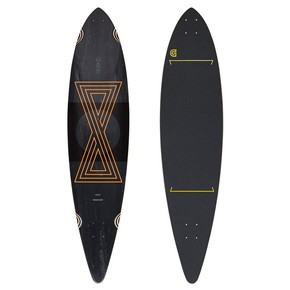 Go to the product Longboard deck Goldcoast Infinitas Pintail 2016
