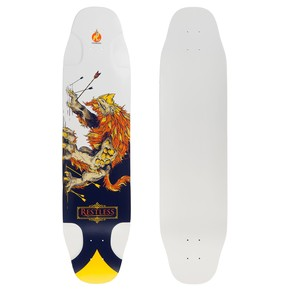 Go to the product Longboard deck Restless Fishbowl 38 beast 2017