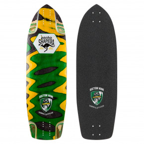"Go to the product Longboard deck Sector 9 Ripped Jimmy Pro Deck 39"" 2018"