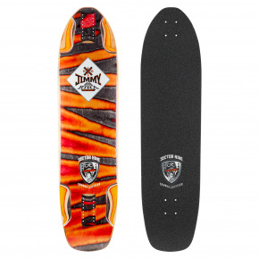 "Go to the product Longboard deck Sector 9 Ripped Jacko Pro Deck 33"" 2018"