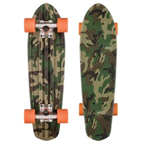 Go to the product Longboard Globe Graphic Bantam camo/orange 2017